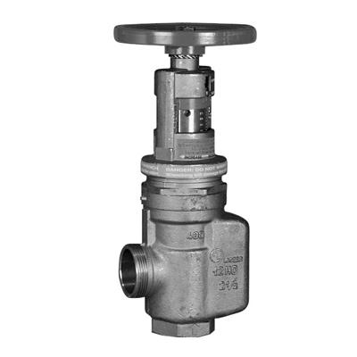 Potter Roemer 4033 field adjustable pressure regulating valve