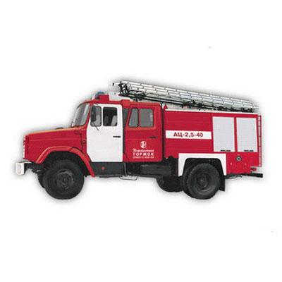 Pozhtechnika AC-2 ,5-40 ZIL-433362 tank truck