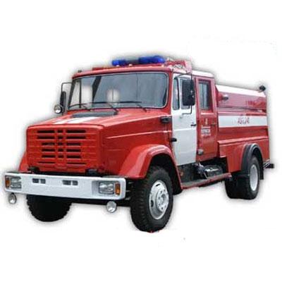 Pozhtechnika AC-3 ,2-40 ZIL-433112 tank truck