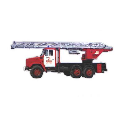 Pozhtechnika AL-30 ZIL-433442 fire ladder