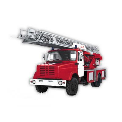 Pozhtechnika AL-31 ZIL-433112 fire ladder