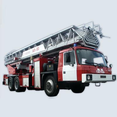 Pozhtechnika AL-60 TATRA-T815 fire ladder