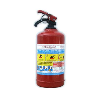 Pozhtechnika OP-1b powder extinguisher