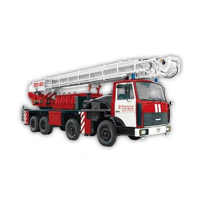 Pozhtechnika RFP-50-6923 MWTP fire vehicle