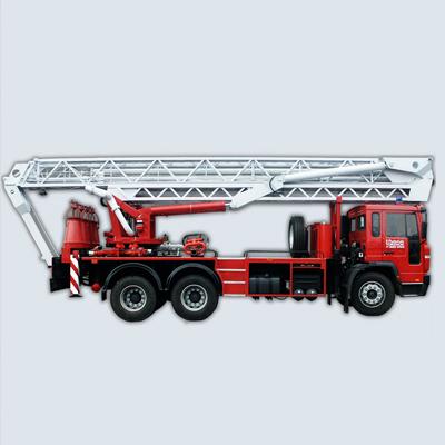 Pozhtechnika SPT-37 Volvo FL-6 fire vehicle