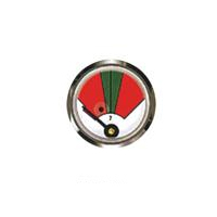 Pri-safety Fire Fighting 23A009 pressure gauge