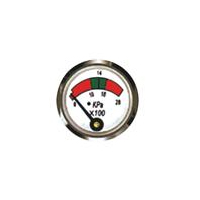Pri-safety Fire Fighting 23A012 pressure gauge