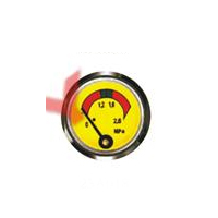 Pri-safety Fire Fighting 23A018 pressure gauge