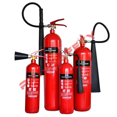 Pri-safety Fire Fighting CB4 Co2 fire extinguisher