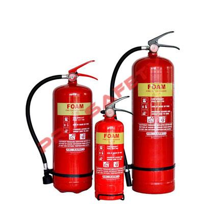 Pri-safety Fire Fighting F6A foam fire extinguisher