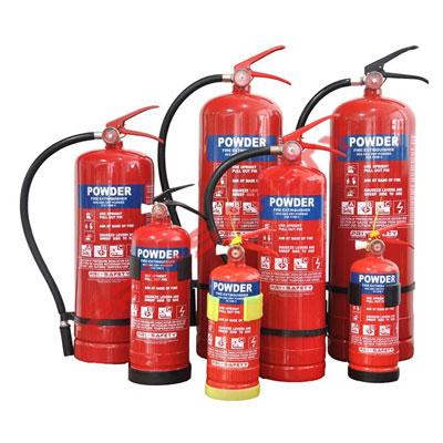 Pri-safety Fire Fighting FMZL4.5 dry powder fire extinguisher