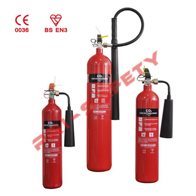 Pri-safety Fire Fighting K5 Co2 fire extinguisher