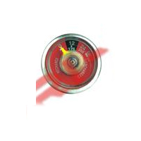 Pri-safety Fire Fighting PG-37-02 pressure gauge