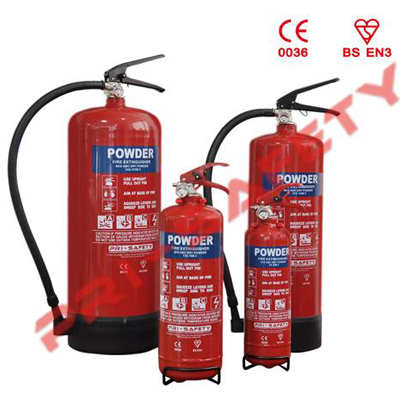 Pri-safety Fire Fighting PG9A dry powder fire extinguisher