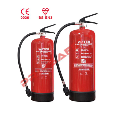 Pri-safety Fire Fighting W9 water fire extinguisher