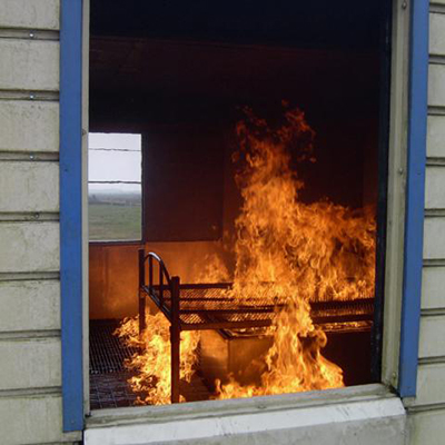 Pro-Safe Fire Training Systems Structural Burn Systems