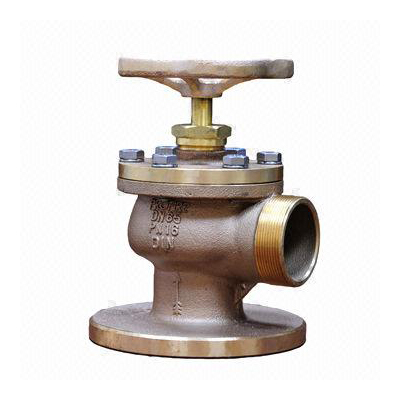 Profire Hardware Supply DN65-90degree hydrant valve
