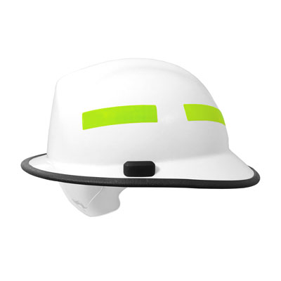 Protective Industrial Products 828-0378 structural fire helmet