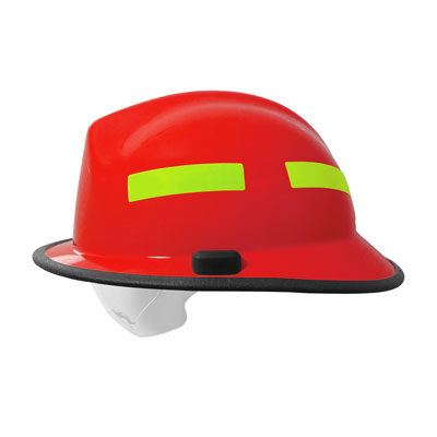 Protective Industrial Products 828-0379 structural fire helmet
