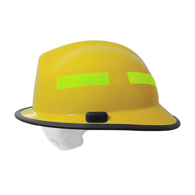 Protective Industrial Products 828-0380 structural fire helmet