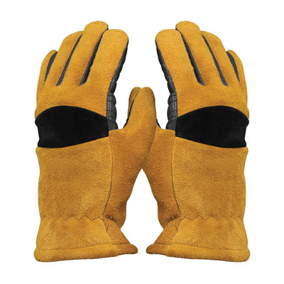 Protective Industrial Products 910-P735-L structural firefighting glove