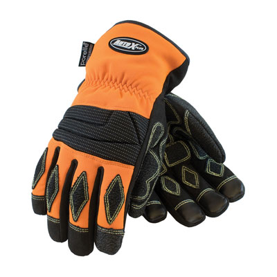 Protective Industrial Products 911-AX9P-L extrication glove with PTFE breathable vapor barrier