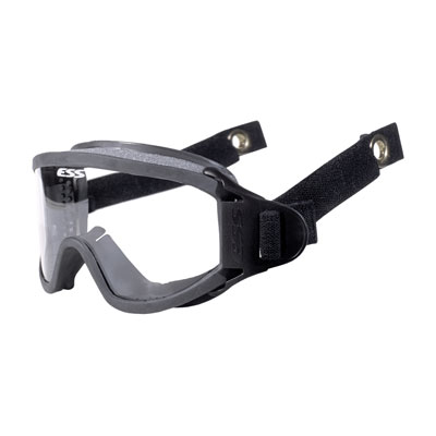 Protective Industrial Products 937-ESS01GY2 structural fire Helmet goggle