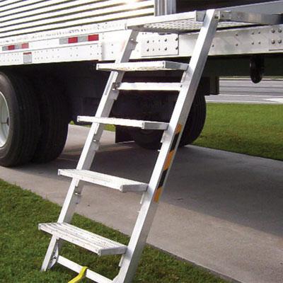 R-O-M Bustin Tap 200 side door trailer