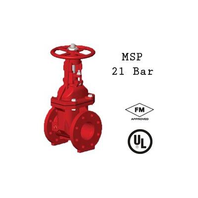 Rapidrop 103 FF resilient wedge gate valve