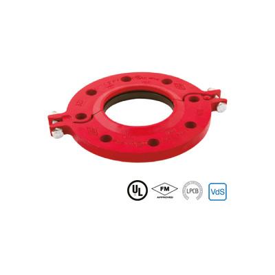 Rapidrop 321A-ANSI 125/150 grooved split flange adaptor