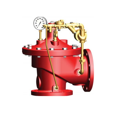 Rapidrop 50B-4KG-1 Globe pressure relief valve