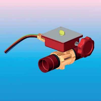 Rapidrop BG 175 valve