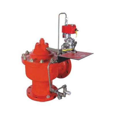Rapidrop DS - A deluge valve