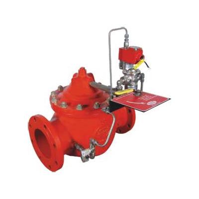 Rapidrop DS - B deluge valve