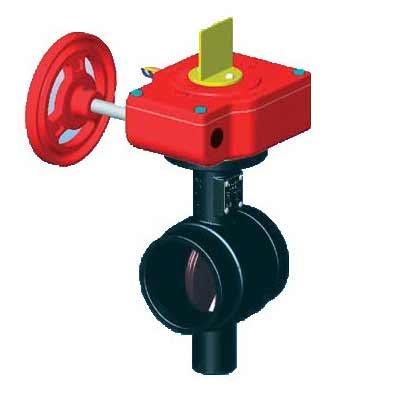 Rapidrop GP 300 valve