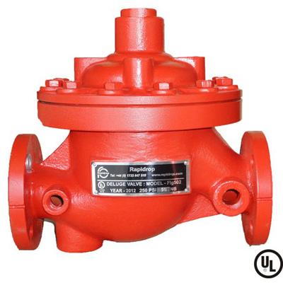 Rapidrop H-100 NB valve