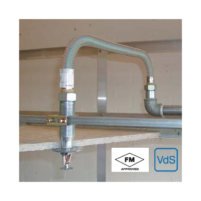 Rapidrop SPB-4A sprinkler connection system