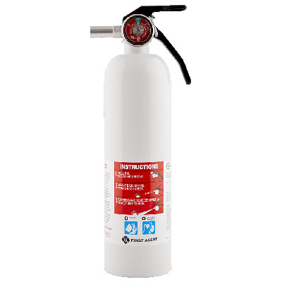 First Alert REC5rechargeable fire extinguisher