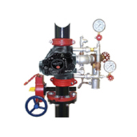 Reliable Automatic Sprinklers E3 high pressure alarm check valve