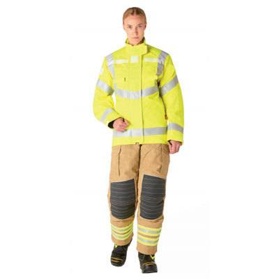 Bristol Uniforms LRF1/A_UT4HV rescue coat (female)
