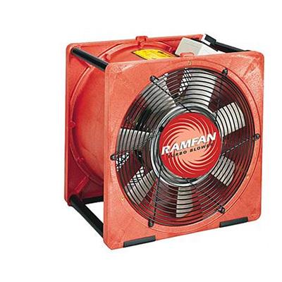 Rescue Technology Ramfan EFC150 16 high capacity smoke injector