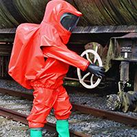 Respirex GTIM-ET reusable gas tight suit