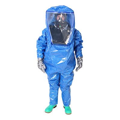 Respirex Limited life SC4 liquid tight splash contamination suit