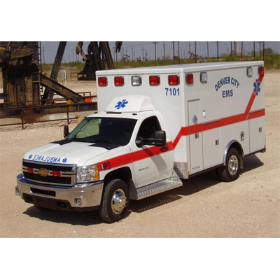 Road Rescue MetroMedic ambulance