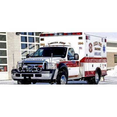 Road Rescue Promedic Type III ambulance