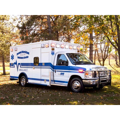 Road Rescue UltramedicMD Type I ambulance
