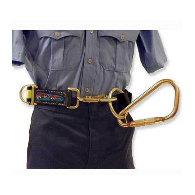 Rock-N-Rescue WESLB-X ladder belt with auto-locking ladder hook
