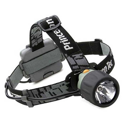 Rock-N-Rescue YUKHL-BK LED headlamp