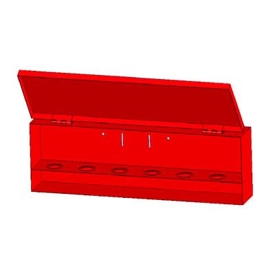 Rolland Sprinklers ARMOIRE6SPK fire cabinet