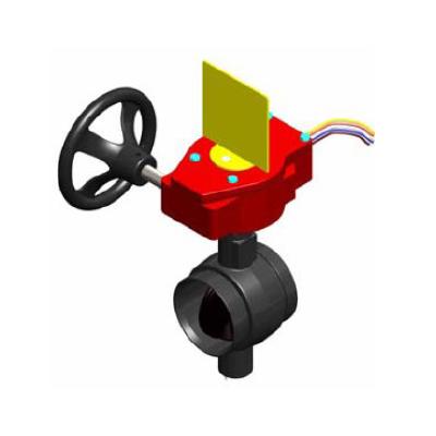 Rolland Sprinklers VANNPAPR4E butterfly valve